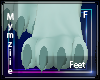 M  Cancer Feet