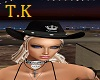T.K Brown Queen Cowgirl