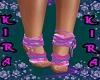 *K* Galaxy Bound Feet (R