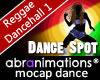 Reggae dance 1spots