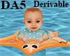 (A) Baby Floatie