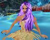 PP|Anim Purple MerHair