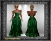 Green Christmas Gown