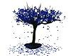 blue forever tree