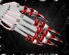 red cyborg claws F