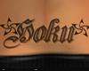 K Hoku custom tattoo