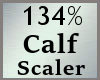Scaler Calves 134% M A