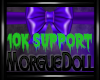 M♥D 10k Support