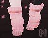 REMY Pink Leg Warmers