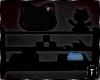 ⛧:Goth Kitty Shelf