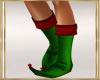 ~H~Xmas Elf Shoes