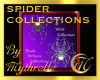 SPIDER COLLECTIONS