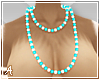 A| Lani Bead Necklace F
