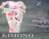 Kimono Painted