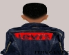 Tray/Levis Blue Jacket