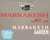 MARRAKESH SIGN