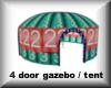 4 door gazebo / tent