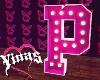 Y. Letter P e