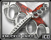ICO Knuckle Knife M