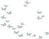 Apatite Butterflies