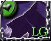 Bell Sleeve Purple LG