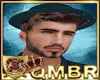QMBR Hat & Hair Brown