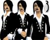 d3 Skull Jacket (B&W)