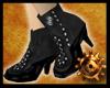 CoalDust Shoe w Spats