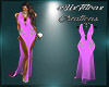 Jewelled Gown Pink