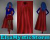 Supergirl Magical Cape