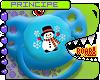 P. Snowman Pacifier