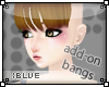 :B Nutmeg - Lolita Bangs