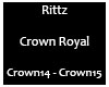 RITTZ - CROWN ROYAL 2