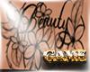 Flower Beauty Tattoo