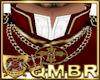 QMBR TBRD Cross Necklace