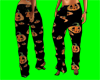 [AR]LadiesPumpkinBaggies