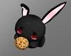 C! Bunny - Black