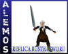 Replica Buster Sword