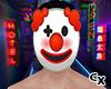 Google Clown Mask M