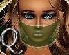 !Q Green Highly Veil