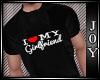 J* Couple Love Shirt M