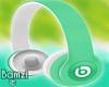 .B. HP solo Mint green
