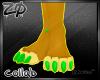 Carambola | Feet