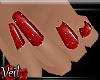 V| Ruby Slippers *Nails*