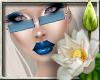 (LN) Blue Glasses