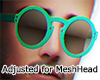 :: #43 M for MeshHead
