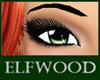 Anime Eyes Green
