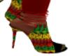 Rasta Amor High Heels