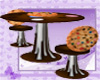 kids cookie party table1