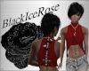 [BIR]Shirt *red Rose